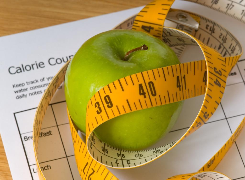 خساره الوزن دون حساب السعرات الحراريه