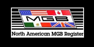 North American MGB Register