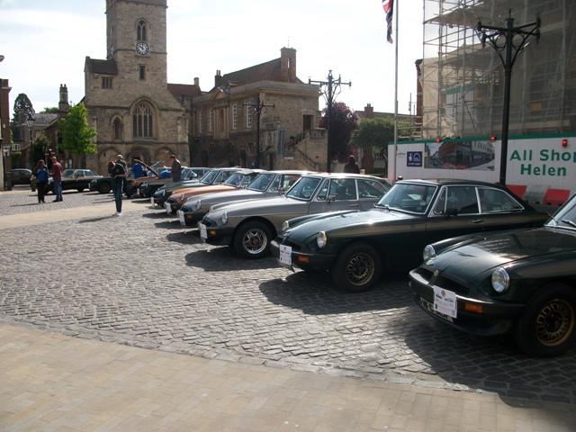 Abingdon Spring Rally 2011