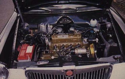 Motor MG 1100