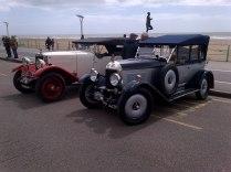 """Brighton Car Entrants No. 1 + 2 …. V.Rare 1926 Bull-nose Morris """"MG Special Sports"""" + a 14/80"""