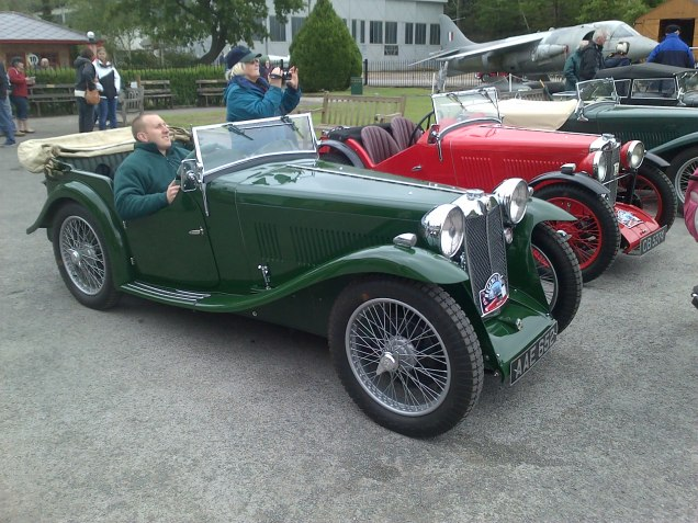 Brooklands Start Nice L1 + J2 (same owner)