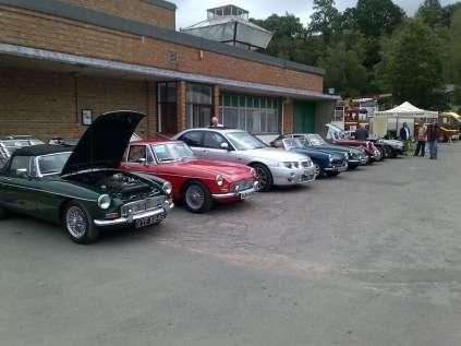 Members Car Display