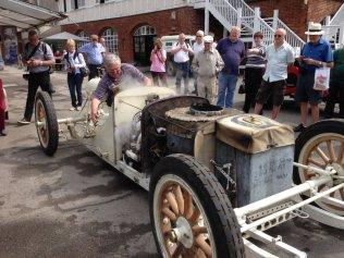 Whistling Willie Steam Racer 1905