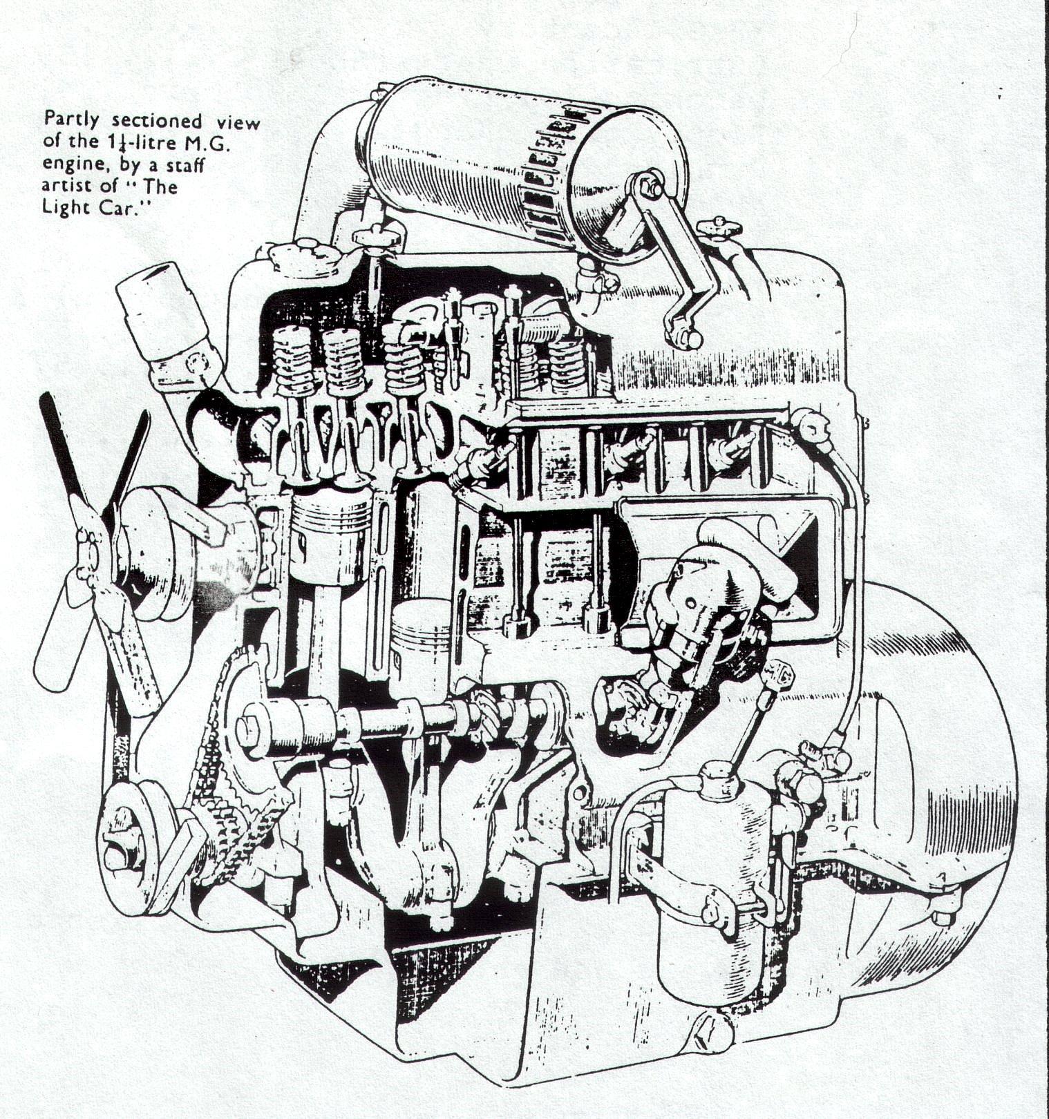 Xpag Engine Rebuild Day Three
