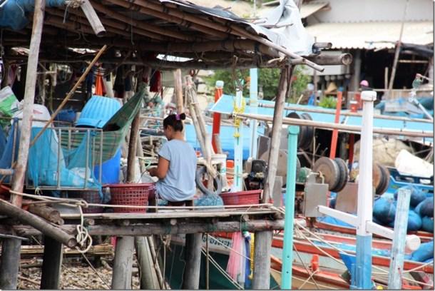 2012_09_16 Thailand Hua Hin Fishing Village (21)