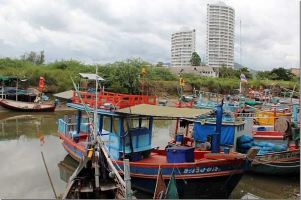 2012_09_16 Thailand Hua Hin Fishing Village (27)