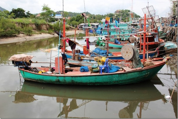 2012_09_16 Thailand Hua Hin Fishing Village (8)