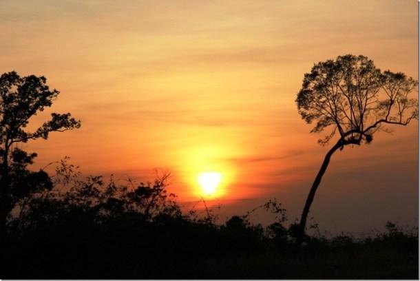 2012_12_31 Cambodia Coast Sunset