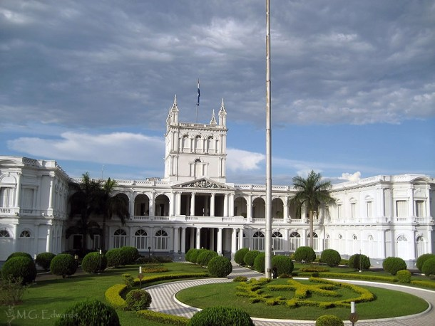 2008_07 Paraguay National Palace