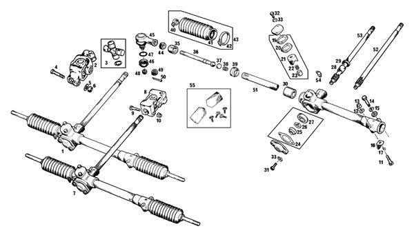 2002 ford taurus front suspension diagram Ford Taurus Front Strut Replacement