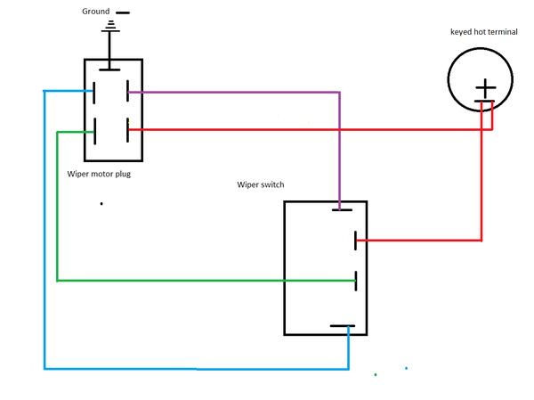 Wiper_motor_wiring?resize=600%2C449 mg tc wiring diagram the best wiring diagram 2017 1980 MG MGB Wiring Diagrams at eliteediting.co