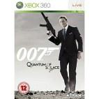 Xbox 360: 007 Quantum of Solace  (käytetty)