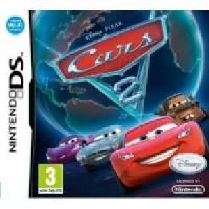 NDS: Cars 2 / Autot 2 - Disney (käytetty)