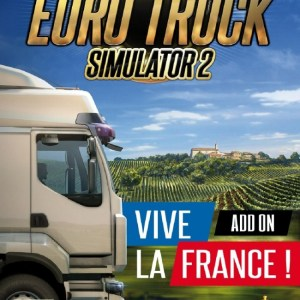 PC: Euro Truck Simulator 2 Vive la France!