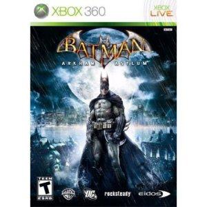 Xbox 360: Batman Arkham Asylum (käytetty)