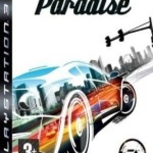 PS3: Burnout Paradise
