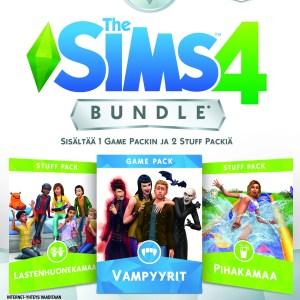 PC: The Sims 4 Bundlepack 7 FI