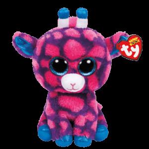 SKY HIGH - pink giraffe large