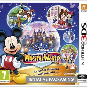 3DS: Disney Magical World (Nintendo 2DS/3DS/3DS XL)