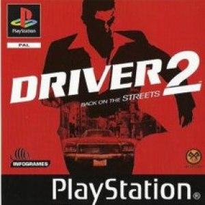 PS1: Driver 2 (platinum) (käytetty)