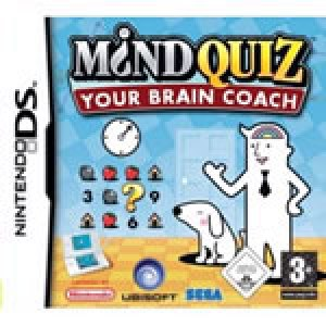 NDS: Mind Quiz Your Brain Coach (käytetty)
