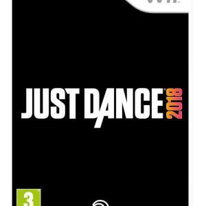 Wii: Just Dance 2018