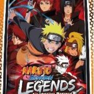 PSP: Naruto Shippuden: Legends - Akatsuki Rising - Essentials