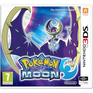 3DS: Pokemon Moon