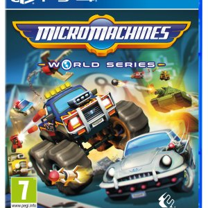 PS4: Micro Machines - World Series