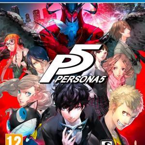 PS4: Persona 5