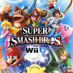 Wii U: Super Smash Bros. for WiiU (käytetty)