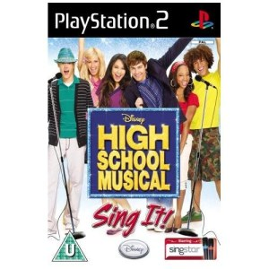 PS2: High School Musical (käytetty)