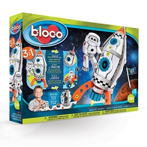 BLOCO Galactic Mission (3 IN 1)