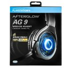 PS4: Afterglow AG9+ wireless headset for PS4