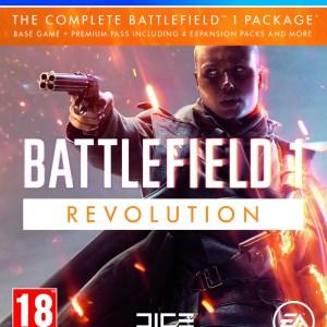 PS4: Battlefield 1 Revolution