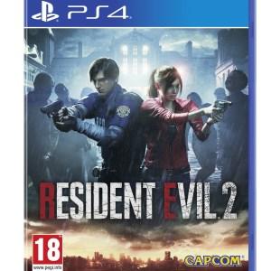 PS4: Resident Evil 2