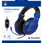 PS4: PS4 Gaming Headset V3 Blue Sony licensed