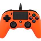 PS4: PS4 Nacon Orange Comp.Controller