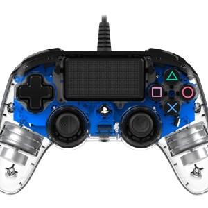 PS4: PS4 Nacon LED Blue Comp.Controller