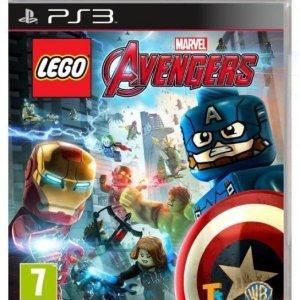 PS3: Lego Marvel Avengers