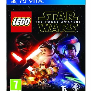 Vita: Lego Star Wars The Force Awakens