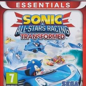 PS3: Sonic & Sega All-Stars Racing Transformed Essentials