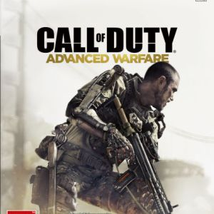 Xbox 360: Call of Duty: Advanced Warfare (käytetty)