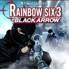 Xbox: Tom Clancys Rainbow six 3 Black Arrow (käytetty)