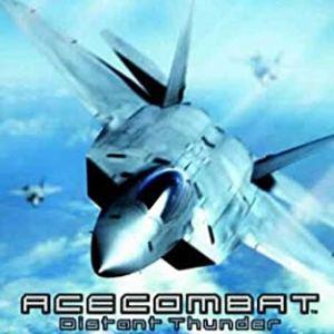 PS2: Ace combat distant thunder (käytetty)