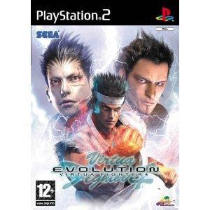 PS2: Virtua Fighter 4 Evolution (käytetty)