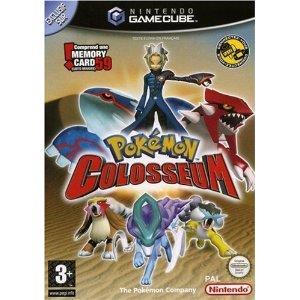 GameCube: Pokemon Colosseum (käytetty)