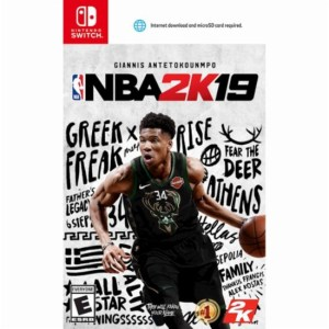 Switch: NBA 2K19