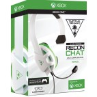 Xbox One: Turtle Beach Recon Chat Xbox White